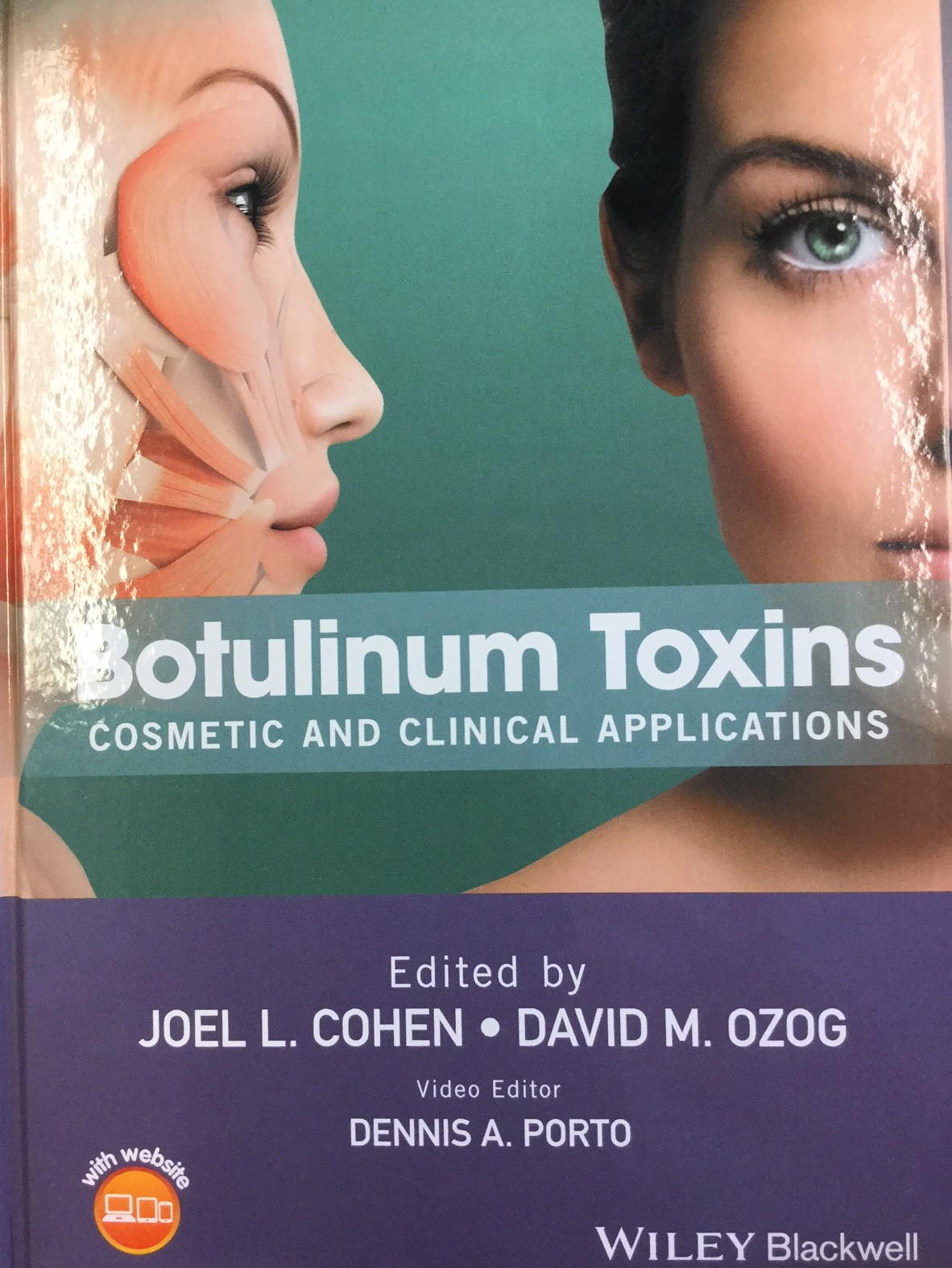 Donna Bilu Martin, MD co-authored a chapter in a textbook: Botulinum Toxins Cosmetic and Clinical Applications
